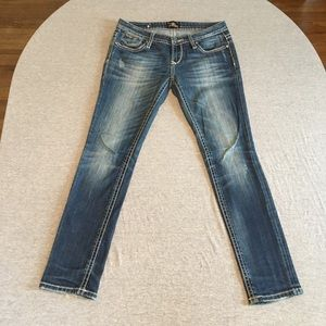 ReRock for Express Women's Size 4S Medium Wash